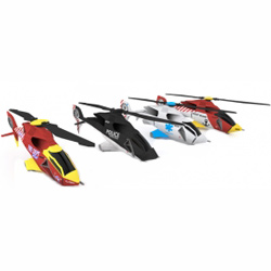 Majorette Authentic Sonic Flasher Helicopter (205317)
