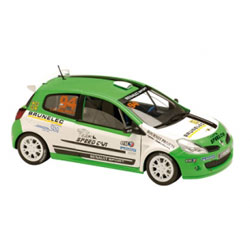Solido Автомобили масштаба 1/18 Renault Clio RS Cup - 2007 (118009)