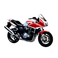 Solido мотоциклы масштаба 1/18 Honda CB 1300 Supersport (150787)