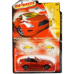Majorette Authentic Motor Car (205325)