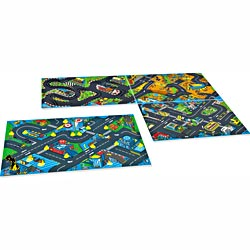 Majorette Authentic Maxi Trafic Mat (205314)